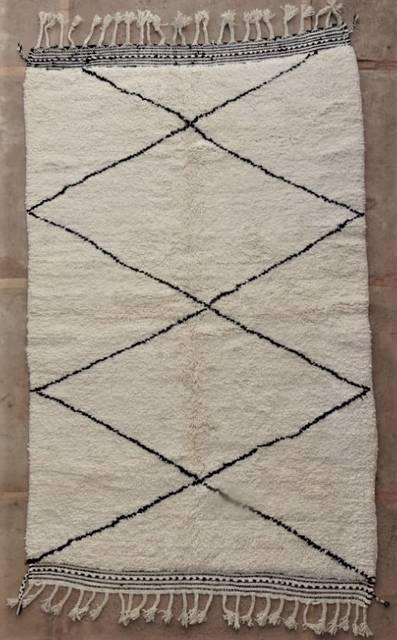 Berber rug BO47130/MA