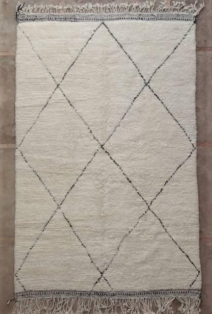 Berber rug BO47129/MA