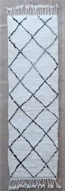 BENI OURAIN-WOOL RUGS Beni Ourain moroccan rugs BO47146/MA