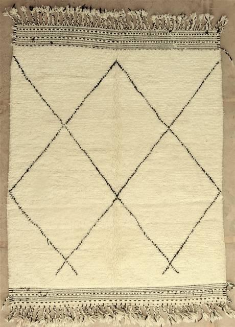 Berber rug BO48025/MA