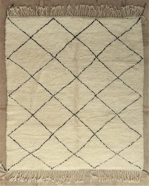 Archive-Sold Beni Ouarain moroccan rugs BO48027/MA