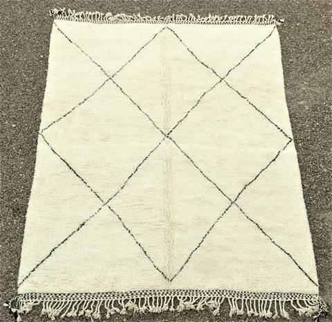Archive-Sold Beni Ouarain moroccan rugs BO48031/MA