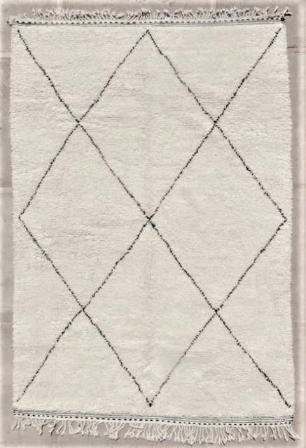 Archive-Sold Beni Ouarain moroccan rugs BO47151/MA
