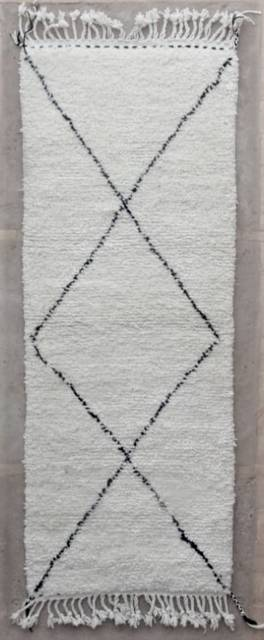 BOUCHEROUITE  moroccan rugs BO47190/MA