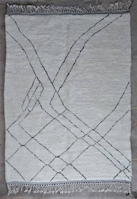 Archive-Sold Beni Ouarain moroccan rugs BO47200/MA