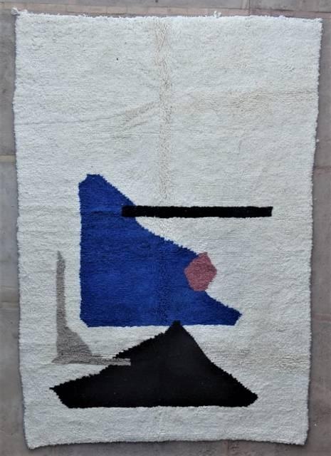 Archive-Sold Beni Ouarain moroccan rugs BO47205/MA