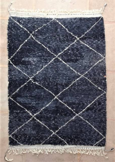 Archive-Sold Beni Ouarain moroccan rugs BO47220/MA