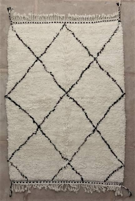 Berber rug BO47223/MA