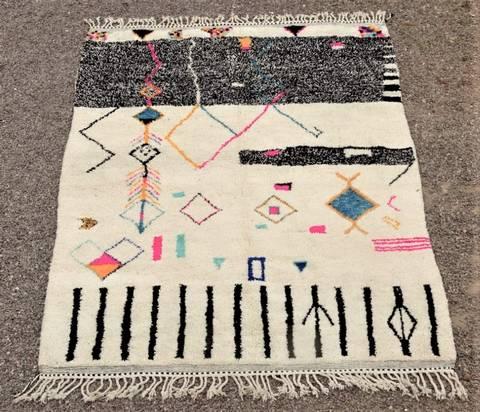 Berber rug BO47230/MA