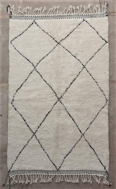 Archive-Sold Beni Ouarain moroccan rugs BO47240/MA annabel