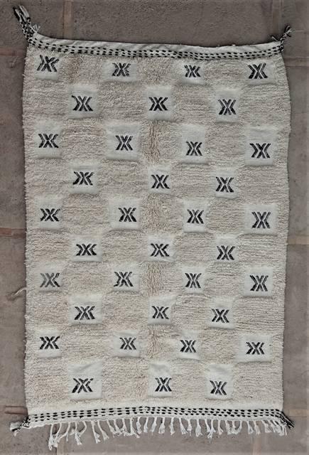 Berber rug BO48505/MA