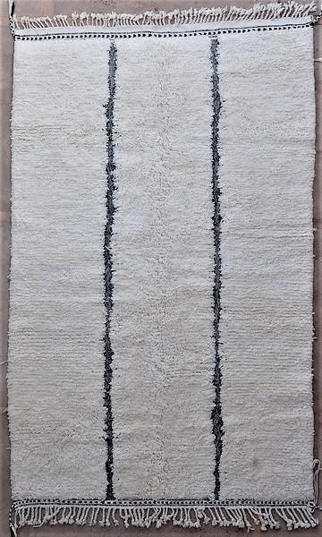 WOOL Rugs - BENI OURAIN Beni Ourain moroccan rugs BO48527/MA