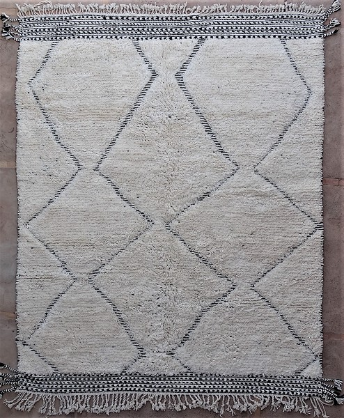 Archive-Sold Beni Ouarain moroccan rugs BO48529/MA