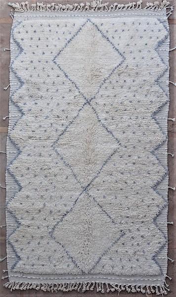 Berber rug BO48530/MA