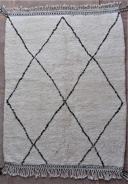 Berber rug BO48532/MA