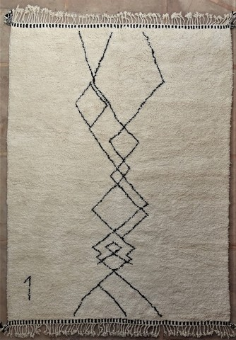 Berber rug BO48548 au maroc