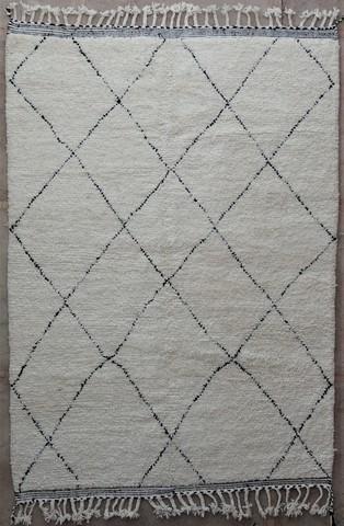 Berber rug BO48554