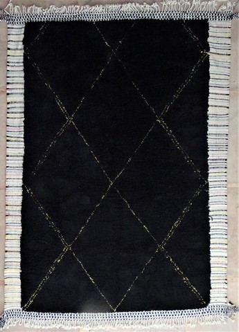 BENI OURAIN-WOOL RUGS Beni Ourain Large sizes moroccan rugs BO48562