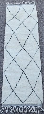 WOOL Rugs - BENI OURAIN Beni Ourain moroccan rugs BO48599