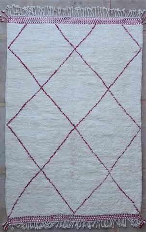 Berber rug BO48600