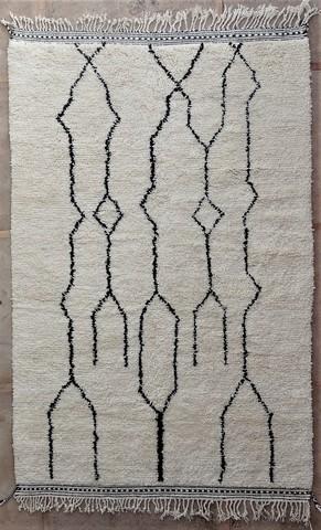 Berber rug BO49005