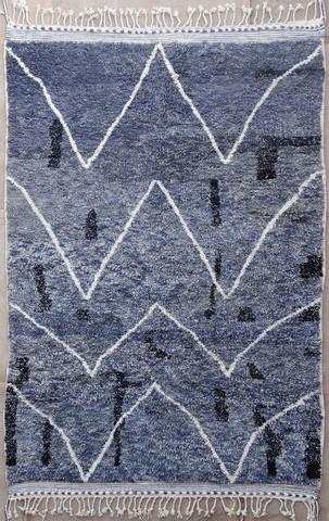 WOOL Rugs - BENI OURAIN Beni Ourain moroccan rugs BO49007