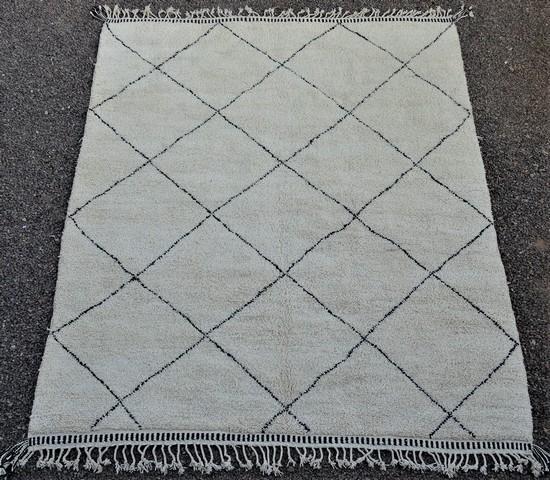 WOOL Rugs - BENI OURAIN Beni Ourain moroccan rugs BO49016