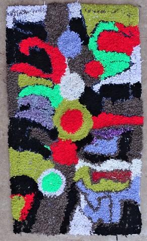 Berber rug ZK49026 Zindek