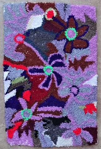 Berber rug ZK49029 Zindek