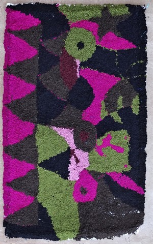 Berber rug ZK49030 Zindek