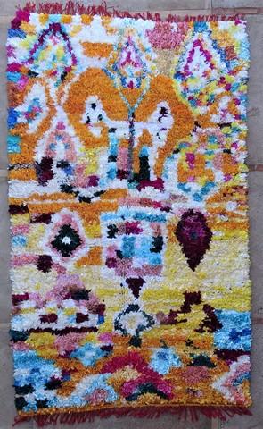 Berber rug TC49036