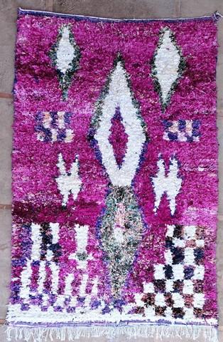 Berber rug TC49038