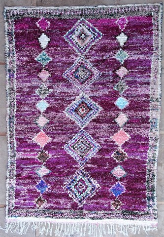 Berber rug TC49043