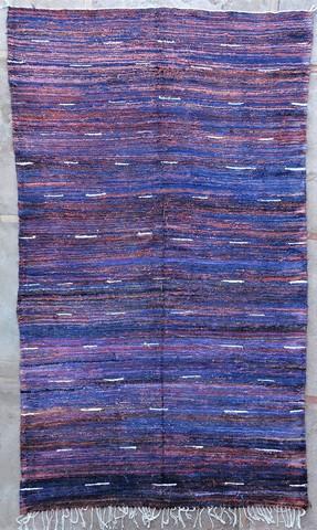 BOUCHEROUITE-KILIMS Boucherouite Large moroccan rugs KC49050 kilim