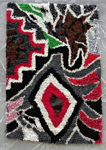 Berber rug ZK49020 Zindek
