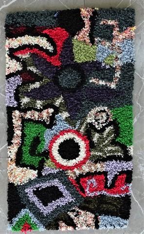 Berber rug ZK49021  Zindek