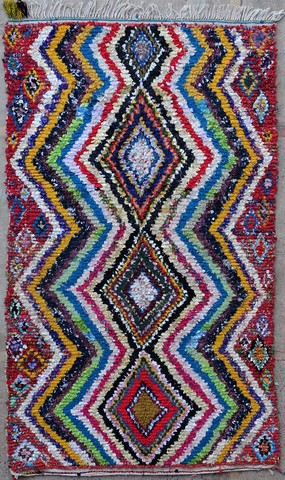 Berber rug T49072