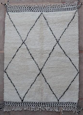 Archive-Sold Beni Ouarain moroccan rugs BO49081