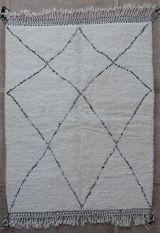 Archive-Sold Beni Ouarain moroccan rugs BO49084