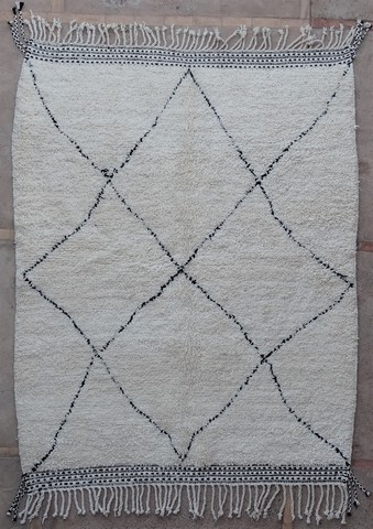 Berber rug BO49085