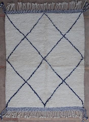 Berber rug BO49086