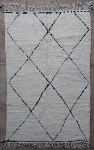 Berber rug BO49088