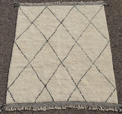 Berber rug BO49100