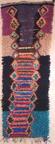 BOUCHEROUITE Corridor Boucherouite moroccan rugs TC49271