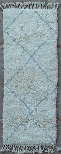 BENI OURAIN-WOOL RUGS Beni Ourain moroccan rugs BO49211/MA