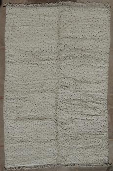 BENI OURAIN-WOOL RUGS Beni Ourain moroccan rugs BO36066