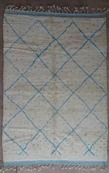 BENI OURAIN-WOOL RUGS Beni Ourain moroccan rugs BO40117
