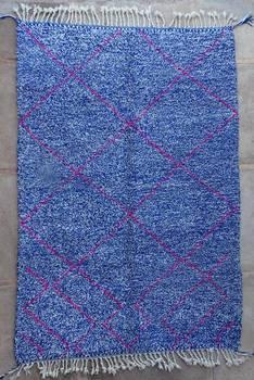 BENI OURAIN-WOOL RUGS Beni Ourain moroccan rugs BO42335