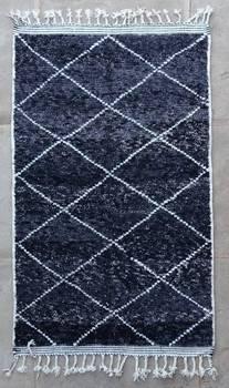 WOOL Rugs - BENI OURAIN Beni Ourain moroccan rugs BO47048