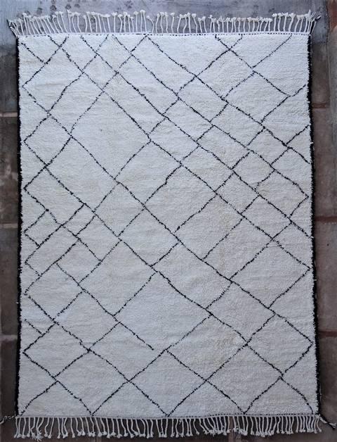 Archive-Sold Beni Ouarain moroccan rugs BO51042/MA